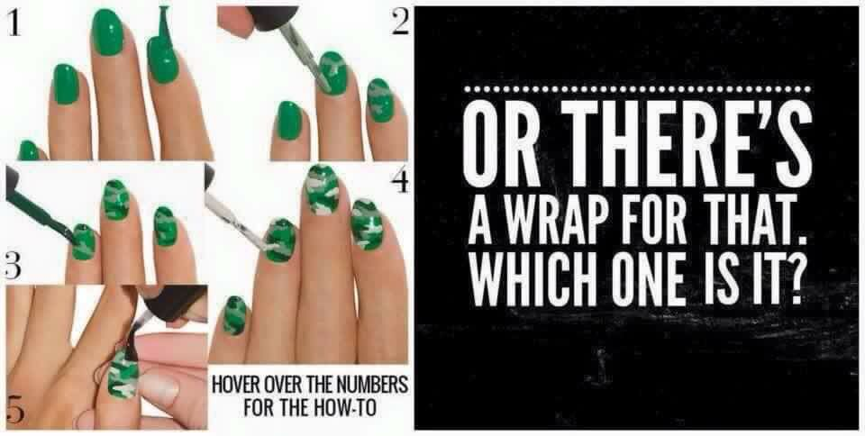 Theres a wrap for that!   Carmenhjams.jamberry.com
