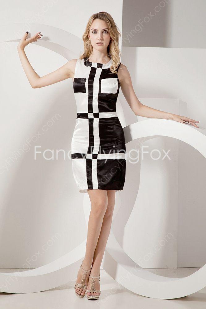 Lovely Modern Jewel Neckline Sleeveless A line Mini Length Wedding Guest Dress