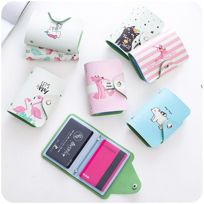 Cool Passport Cover Little Cute Mouse Carton Stylish Pu Leather Travel Accessories Case Passport Women For Women Men