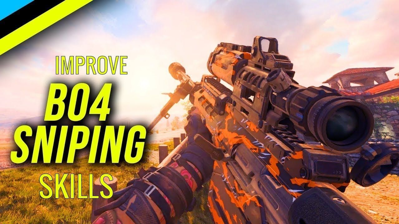 How to improve your sniping skills in Black Ops 4 and Best