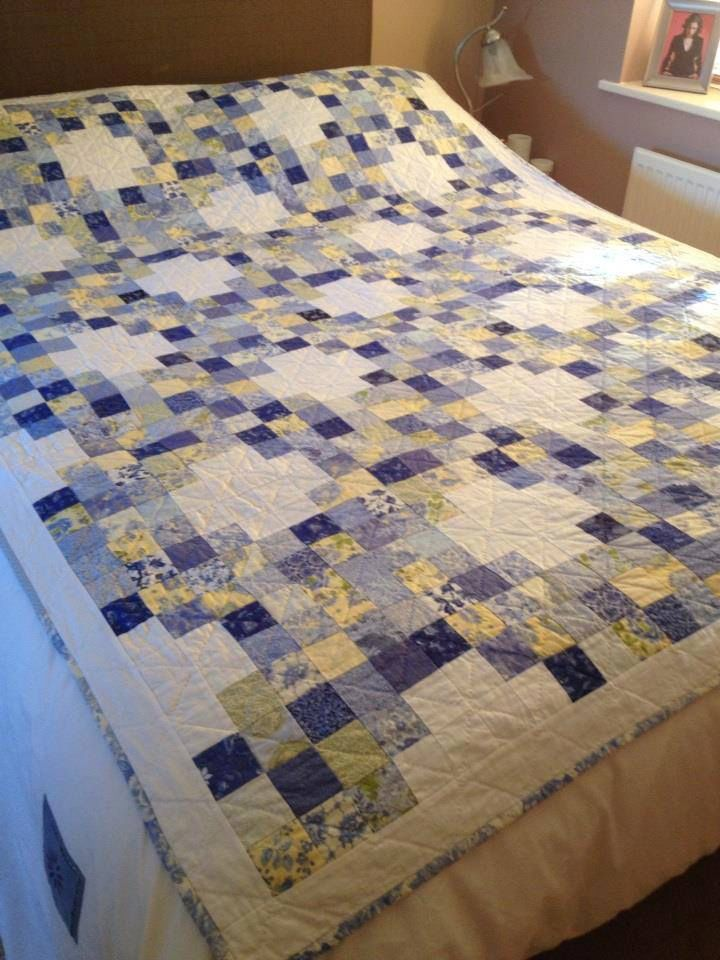 Pattern Is Quot Daisy Chain Quot Jelly Roll Quilts By Pam And