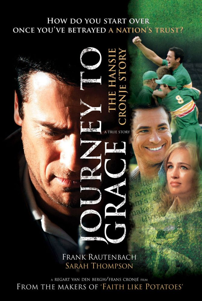 Journey to Grace The Hansie Cronje Story [DVD] [2012