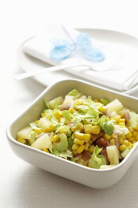 Curry-Maissalat