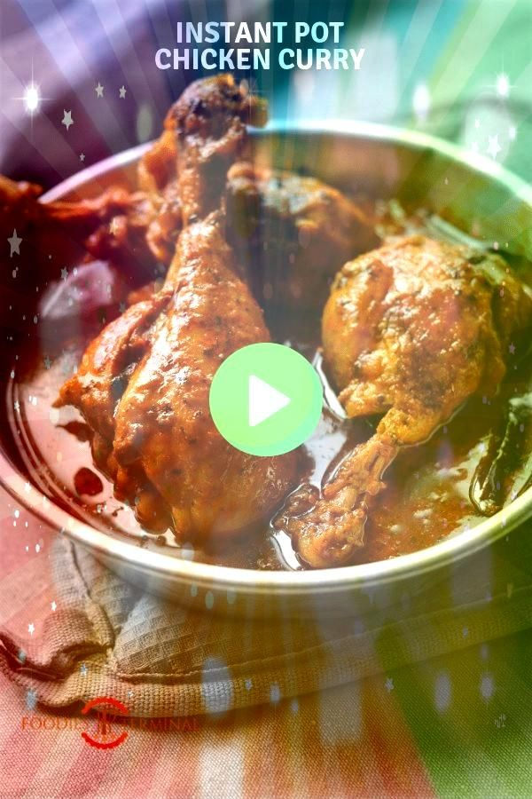 Pot Indian Chicken Curry  DELICIOUS DISH Instant Pot Indian Chicken Curry  DELICIOUS DISH  A Lamb Madras Curry in a British Indian Curry House has become synonymous with...