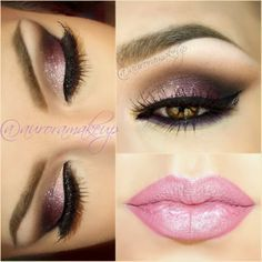 pale pink lips