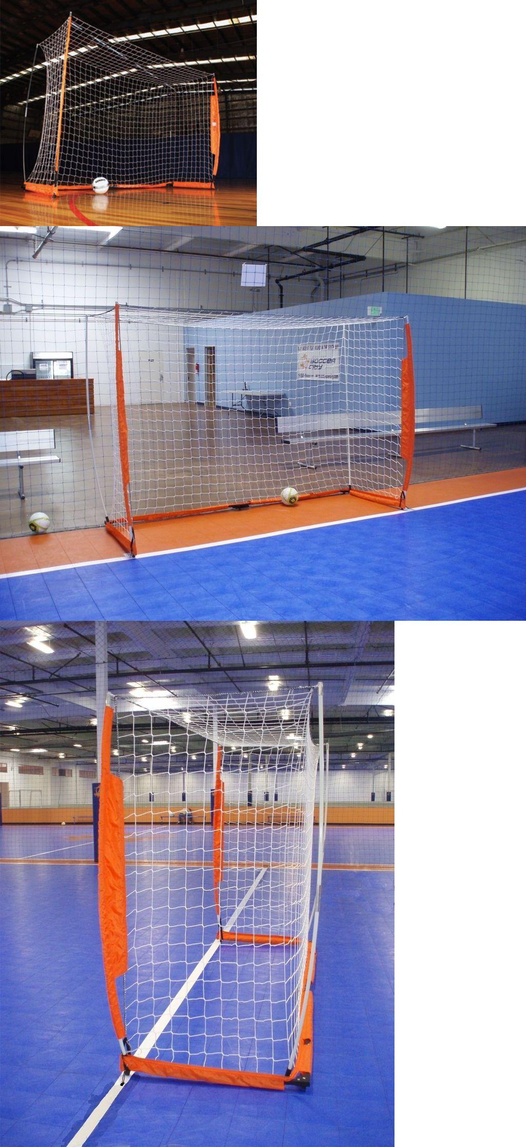 Goals and Nets 159180: Bownet Futsal Goal 2M X 3M Portable Soccer ...