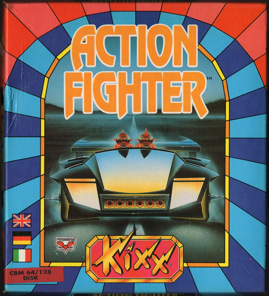 Action Fighter (C64)