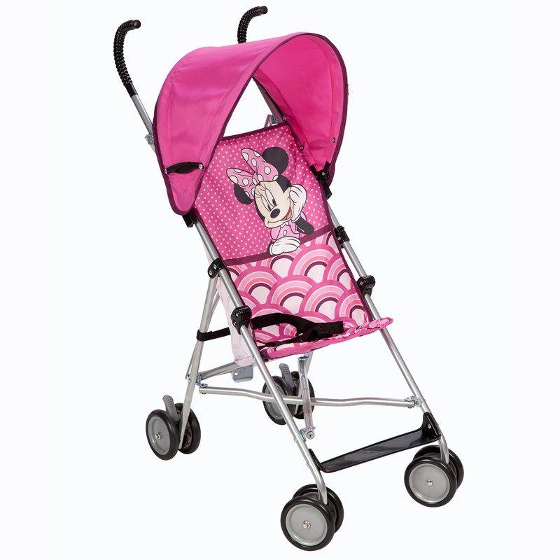 Minnie Mouse Umbrella Stroller Bebek