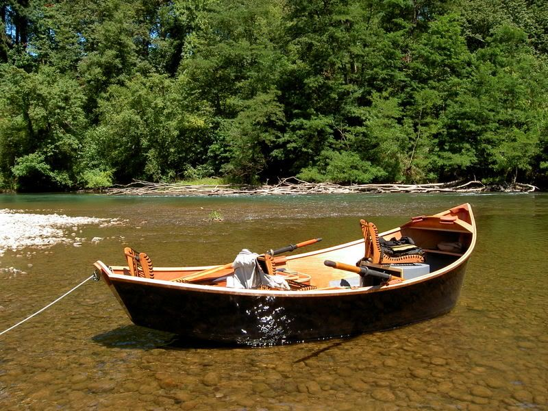 Another wooden fishing boat boats pinterest fishing for Fly fishing boats