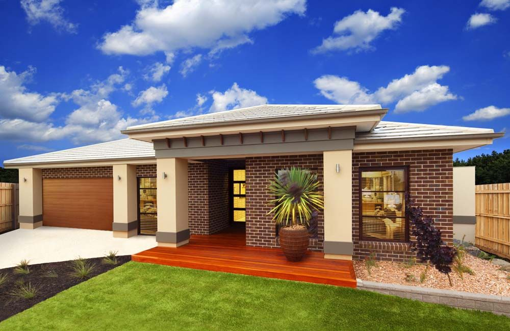 Simonds Home Designs: Crestwood St. Ives Facade. Visit www ...