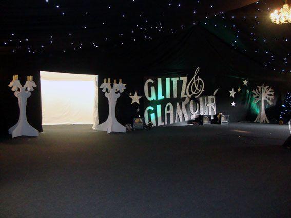 Glitz And Glam Party Theme Glitz And Glamour Wedding