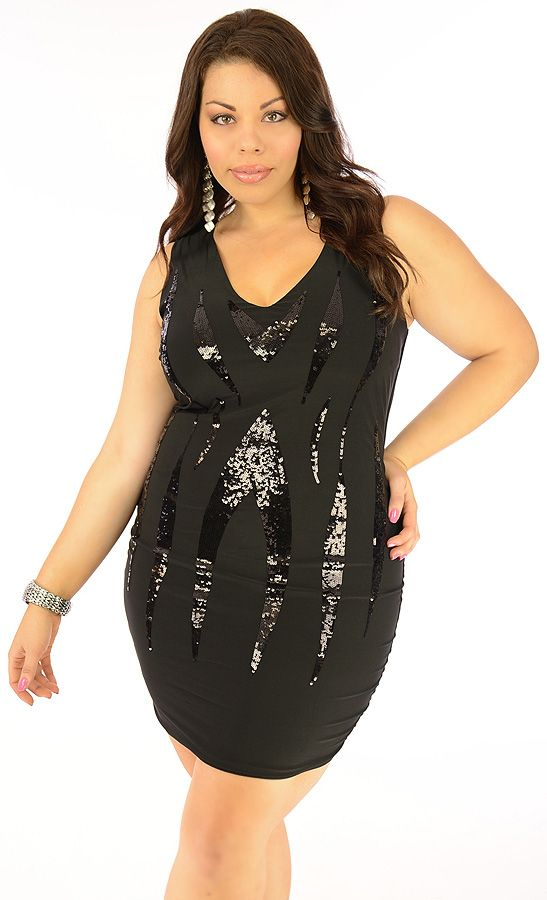 Relishing (Plus)-Great Glam is the web's best sexy plus size online store clothing website for 1X 2X and 3X clothes for women and juniors.
