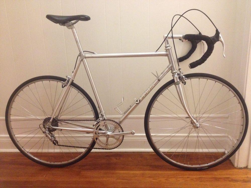 Vintage Vitus 979 Duralinox Road Bike Very Rare Original