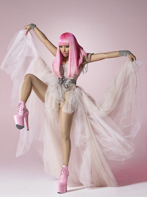 i think lady gaga and nicki minaj have some similaritiesthey are - nicki minaj halloween ideas