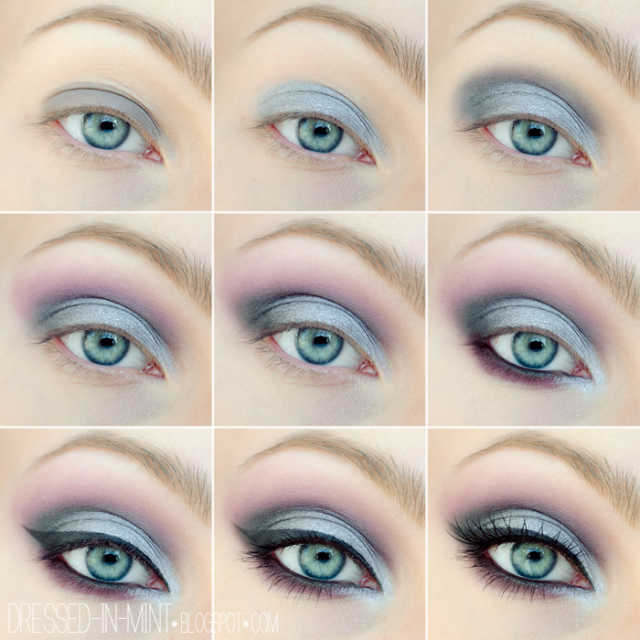 Professional & Glamorous Eye Makeup Tutorials  – Pretty Designs