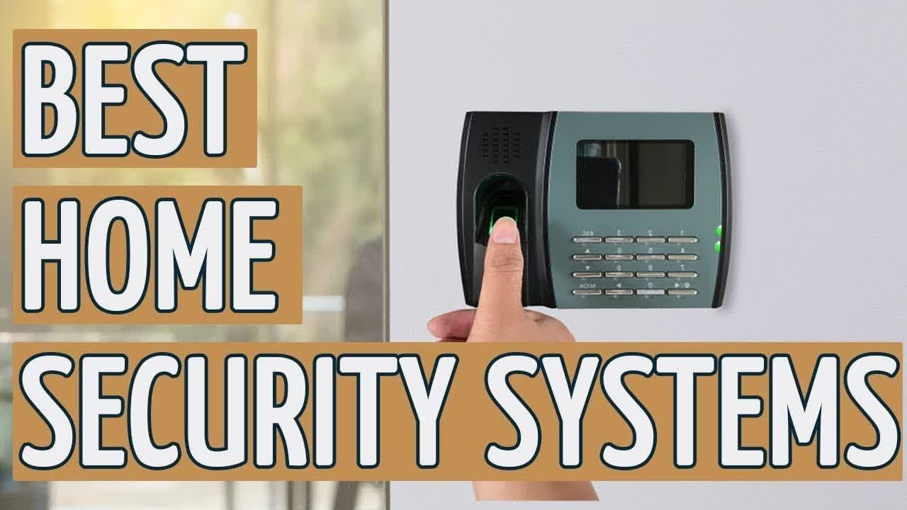 Best Home Security System Top 10 Best Home Security Systems 2019 Reviews Https Ww Best Home Security System Best Home Security Home Security Systems