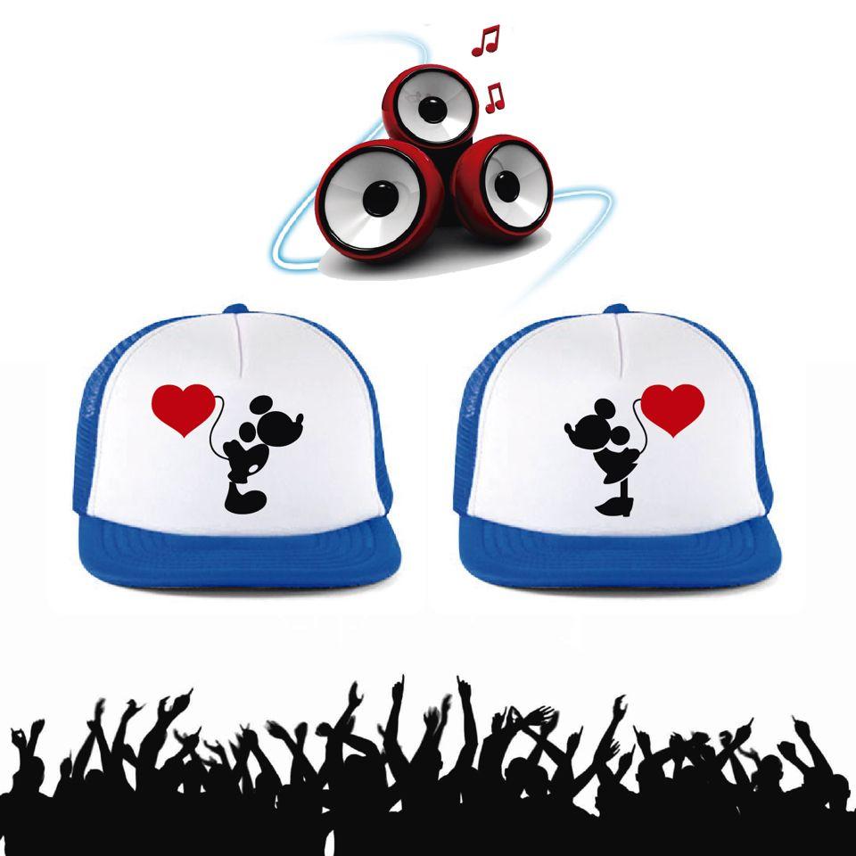 Súper gorras de  Amor  pareja  novios  aniversario  yoga  crossfit costo   129… 160c3436568
