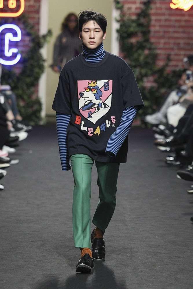 Una Nueva Forma De Ver El Look Varsity Llega De La Mano De Beyond Closet En  El Cierre De La Semana De La Moda De Seúl