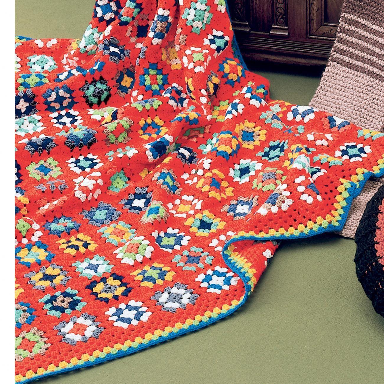 modell 228 6 geh kelte patchworkdecke aus poco von junghans wolle home deko h kelmodelle. Black Bedroom Furniture Sets. Home Design Ideas