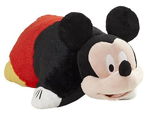 Disney Pillow Pets Mickey Mouse Stuffed Animal Plush Toy Http Www Amazon Com Dp B01ay0020i Ref Cm Sw R Pi Disney Pillows Disney Pillow Pets Animal Pillows