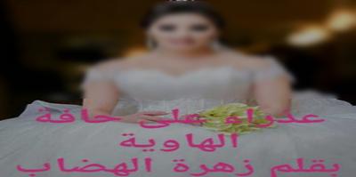 رواية عذراء على حافة الهاوية الفصل الثالث عشر 13 زهرة الهضاب مكتبة حــواء