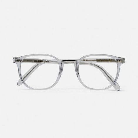 cutler gross clear optical frames london based luxury eyewear brand cutler gross have long since been applauded for creating minimalist spectacles