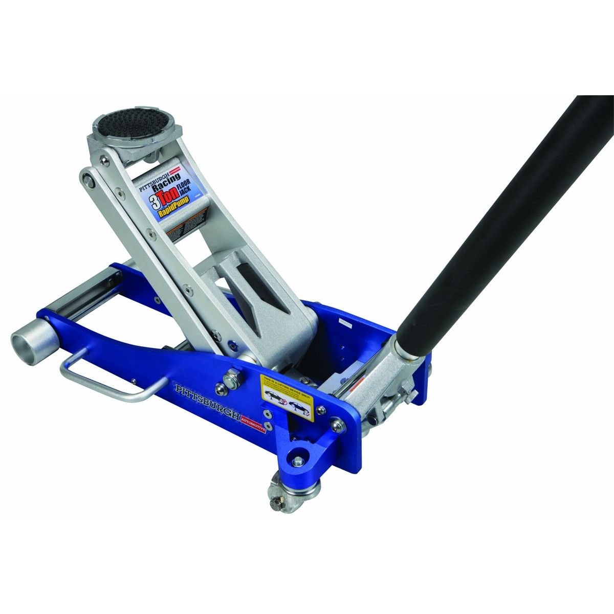 3 Ton Aluminum Racing Floor Jack with RapidPump ...