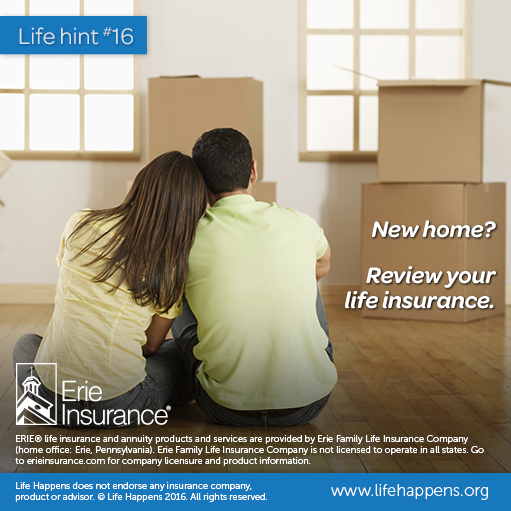 Buying a new home or moving? It's time to review your life