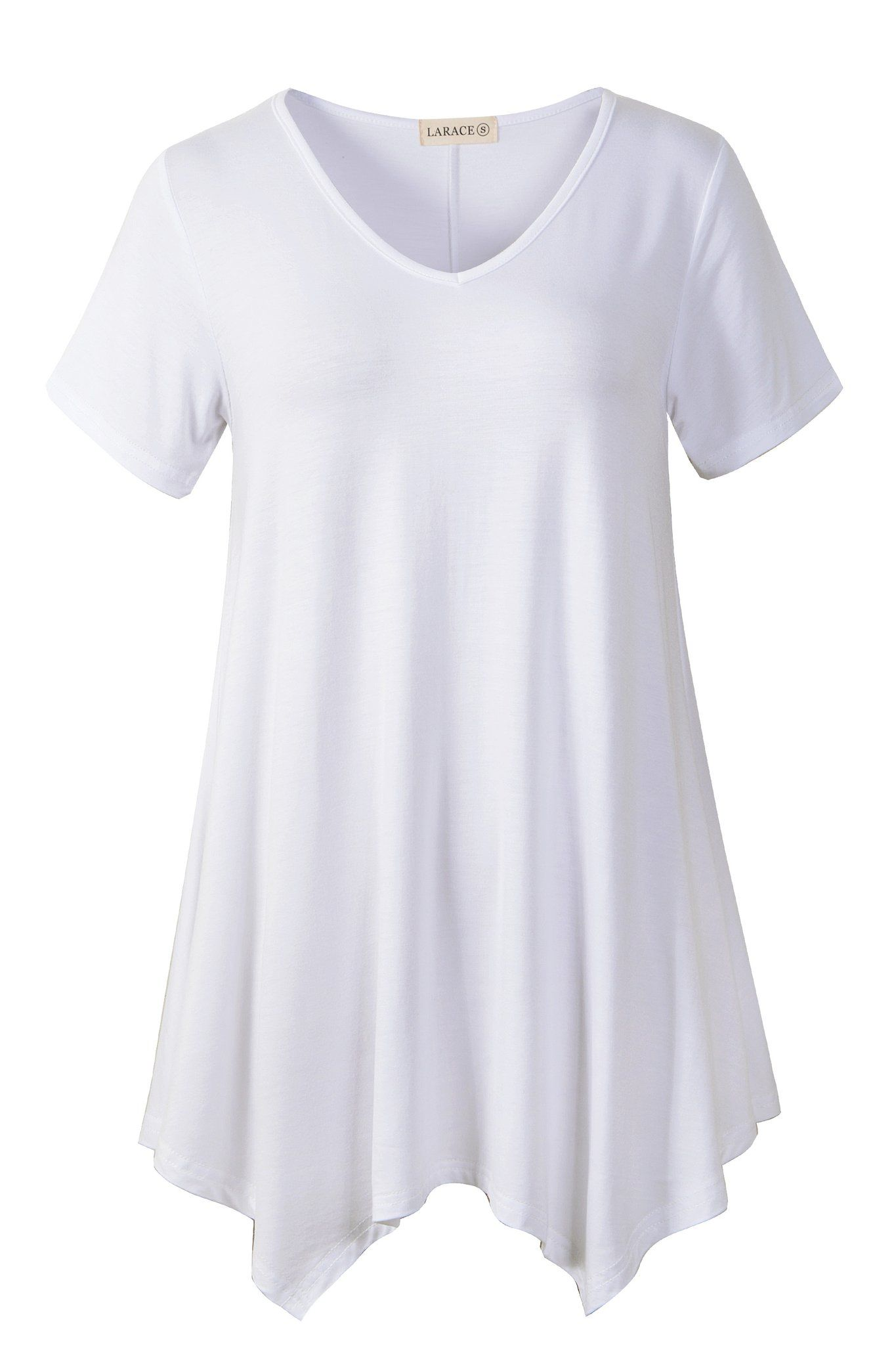 06fa9db6 Casual T Shirt V-Neck Tunic Tops for Leggings | CHEAP WHOLESALE ...