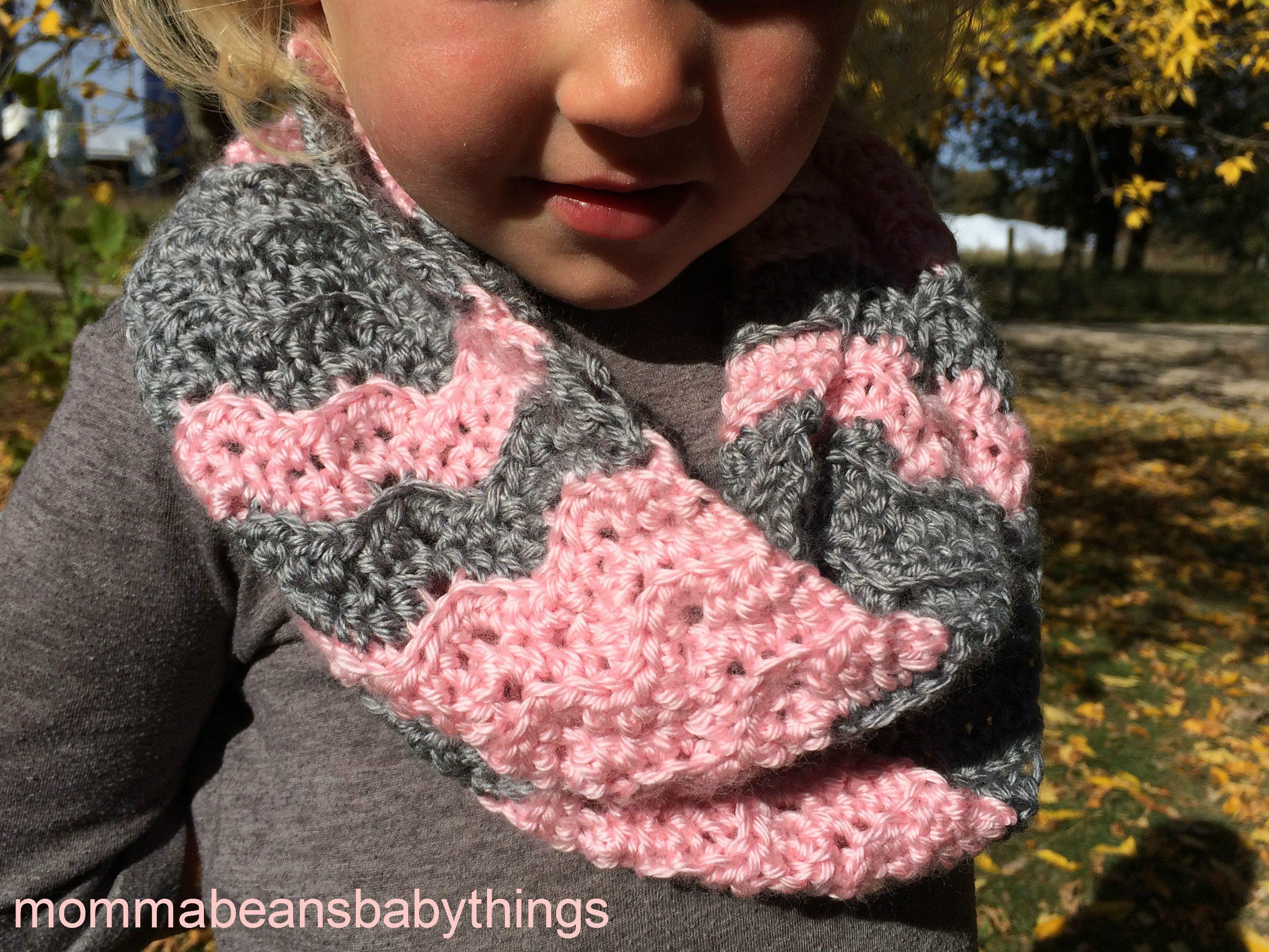 Toddler Girl Infinty Scarf | Pinterest | Free pattern ...