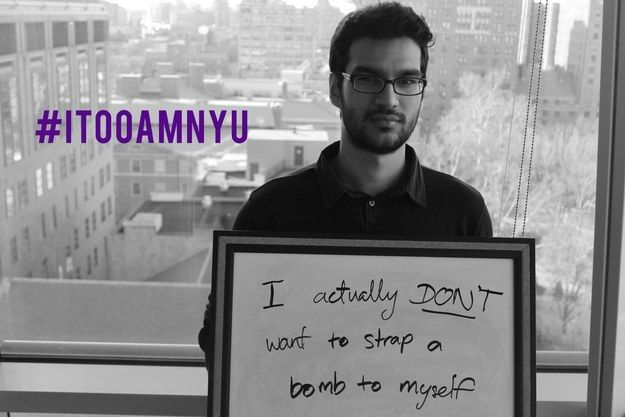 """150 Students Of Color Share Their Experiences In The """"I, Too, Am NYU"""" Project"""