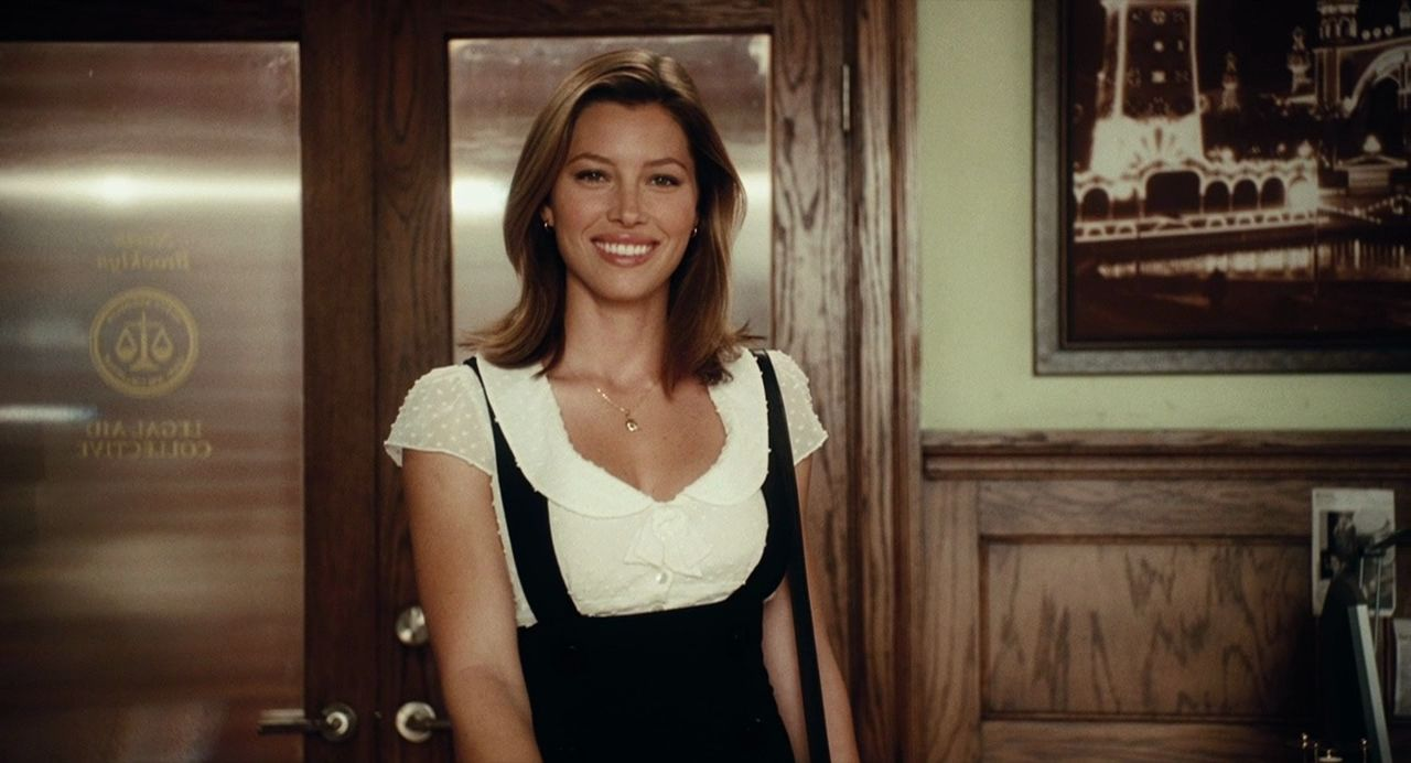 Jessica Biel In The Film I Now Pronounce You Chuck And Larry 2007 Jessica Biel Jessica Beauty