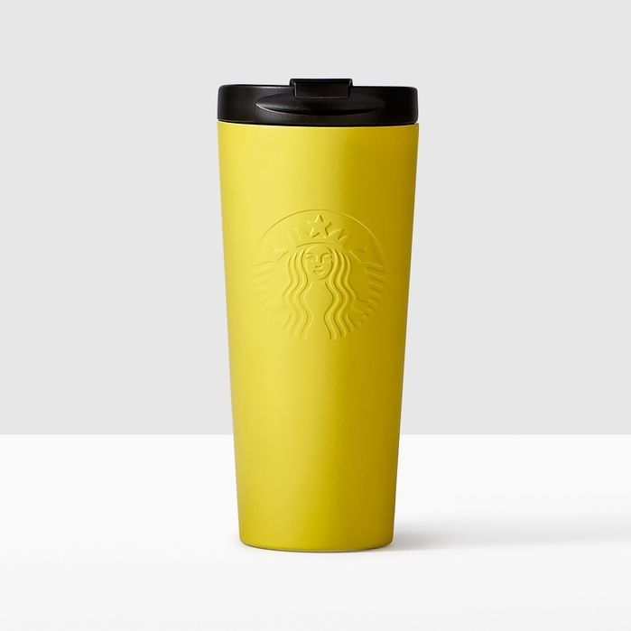 3f59c7e0c7d Yellow Stainless Steel Tumbler | Fun and bright and just right for your  favorite drinks.