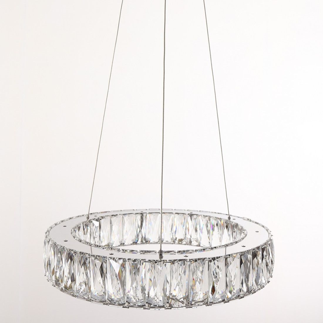 Clear constellation single ring crystal led chandelier shropshire clear constellation single ring crystal led chandelier shropshire design aloadofball Images
