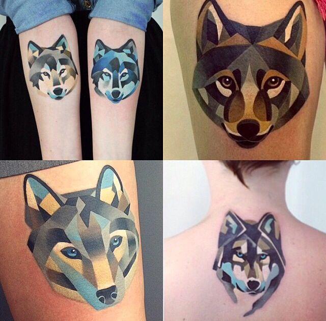 sasha unisex wolf
