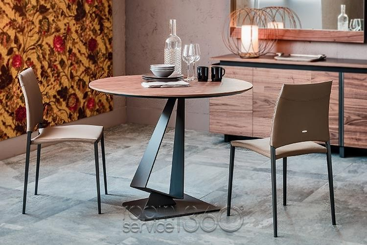 Bistro Dining Table Round With Images Bistro Dining Table Dining Table Table