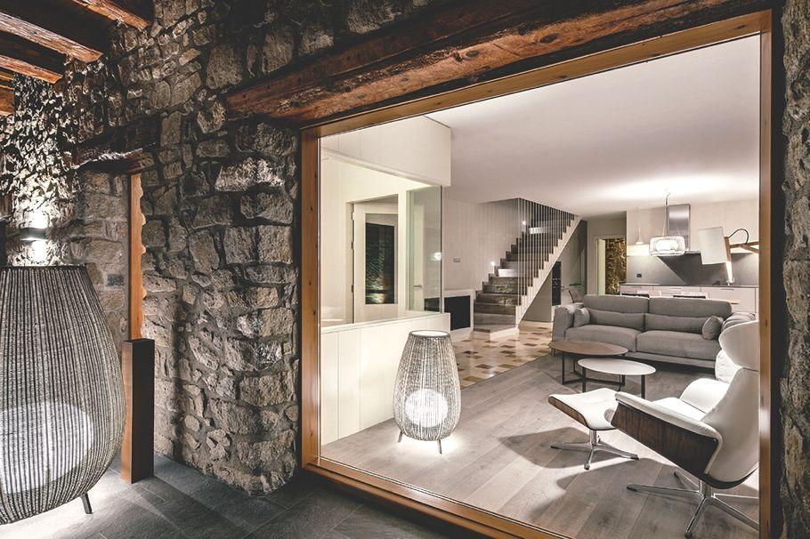 Stylish refurbishment of a La Cerdanya home, Spain - Adelto