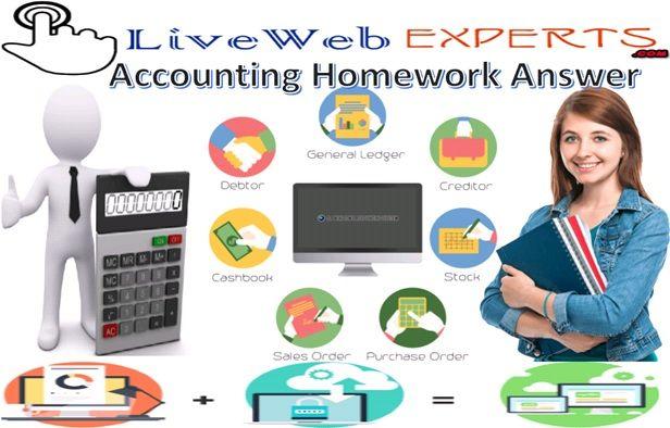 Free accounting homework help online