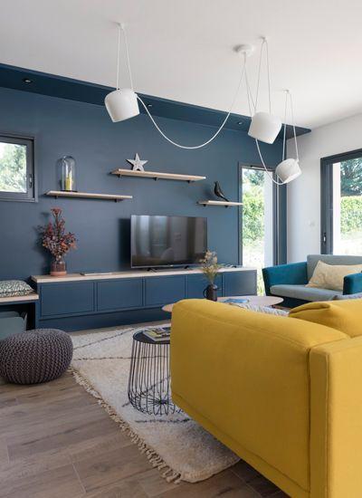 Une Maison Neuve Près De Lyon PLANETE DECO A Homes World Deco - Idee deco maison neuve