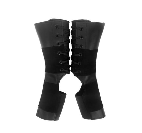 facd1efbd Pin by Isabella Mars on Leather Aerial Boots & Gaiters | Boots ...