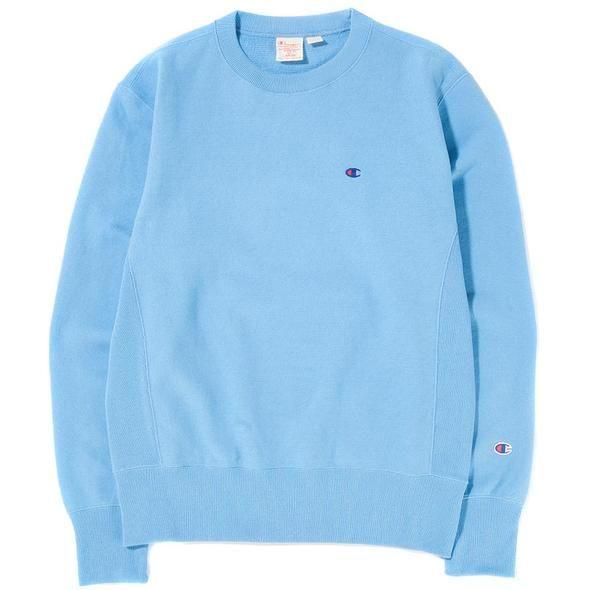 11da59f8c6bf Style code 210965S18LBL. Champion Reverse Weave Crewneck Sweatshirt ...