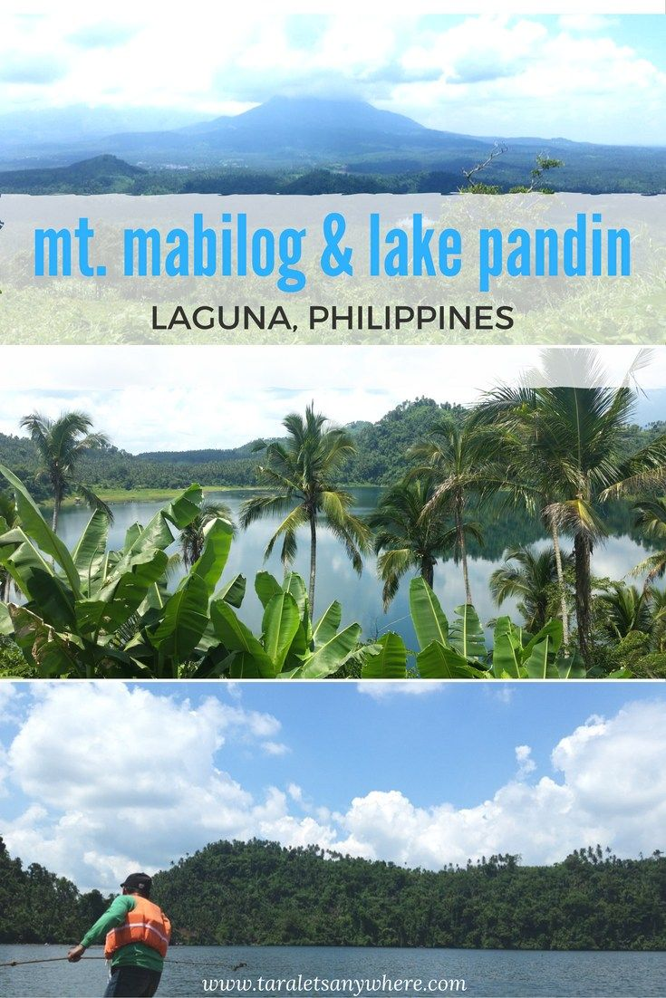 Tranquility In Laguna Mount Mabilog And Lake Pandin  Philippines