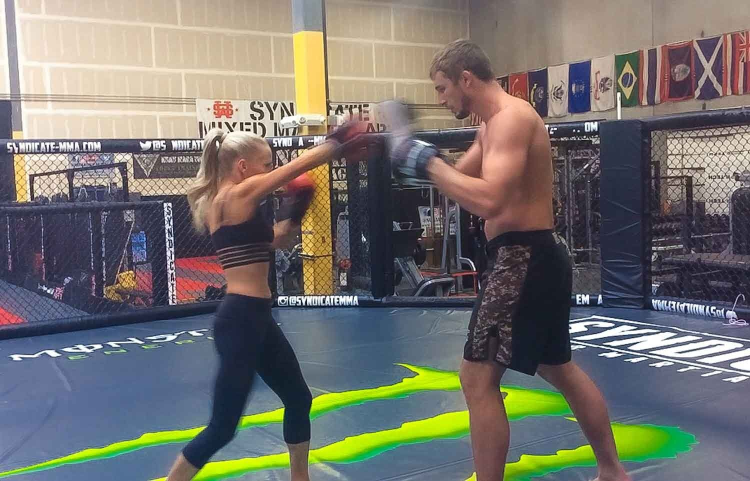 Mma Workout And Training Tips From A Pro Mma Fighter In 2020 Mma Workout Recovery Workout Post Workout Recovery