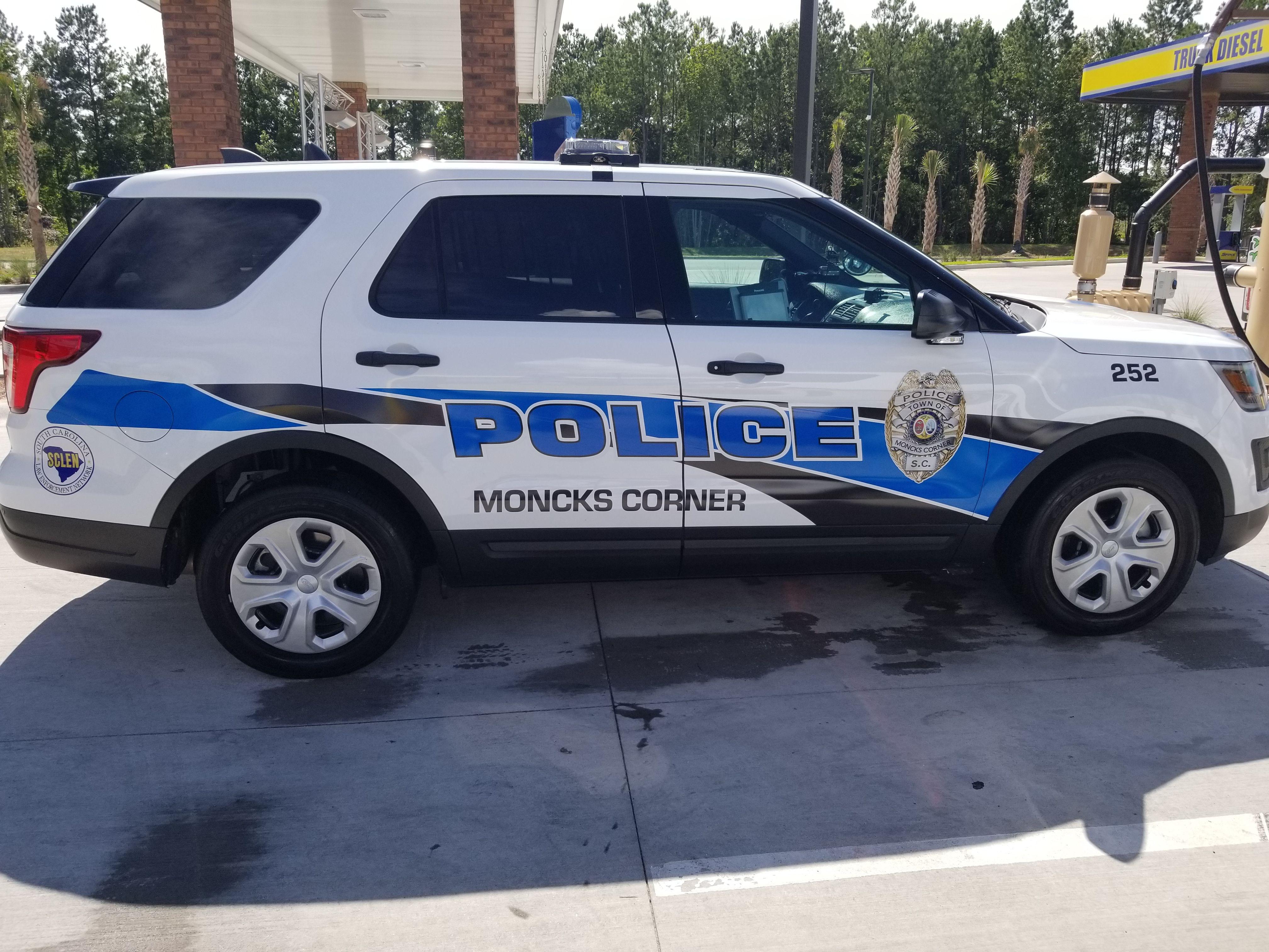 Moncks Corner Sc Police Target Zero Ford Explorer Police Cars