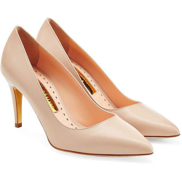 These Rupert Sanderson Cerise heels. | Sparkle shoes, Heart shoes, Women shoes