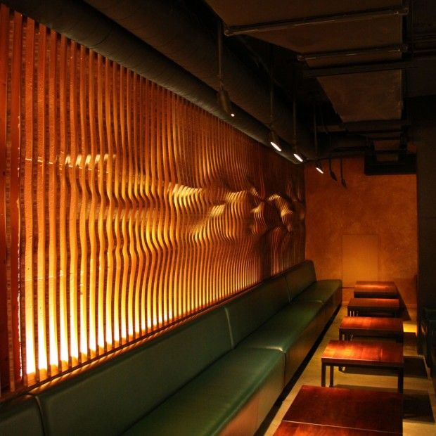High Quality Roka Akor Bar Wall, Matsys, 2013