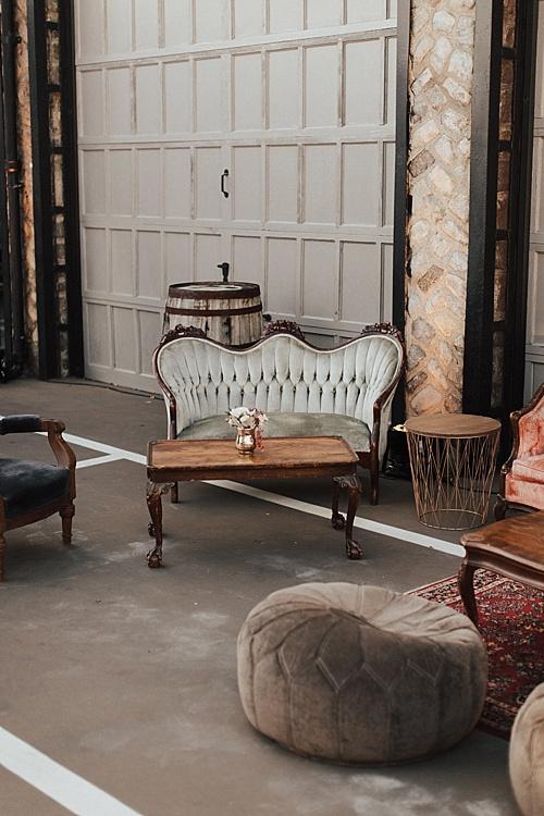 Garrett Jessica S Romantic Boho Blue Bee Cider Wedding Rental Furniture Lounge Design Steel Lighting Design