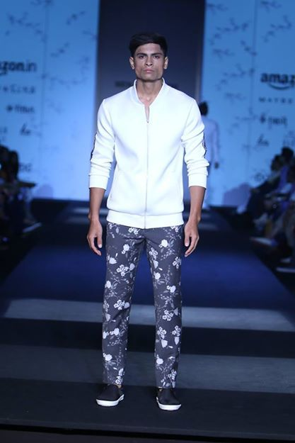Menswear Collections Were Presented By Designers Including Abhishek Gupta Ashish N Soni Varun Bahl Troy Menswear Indian Fashion Designers India Fashion Week