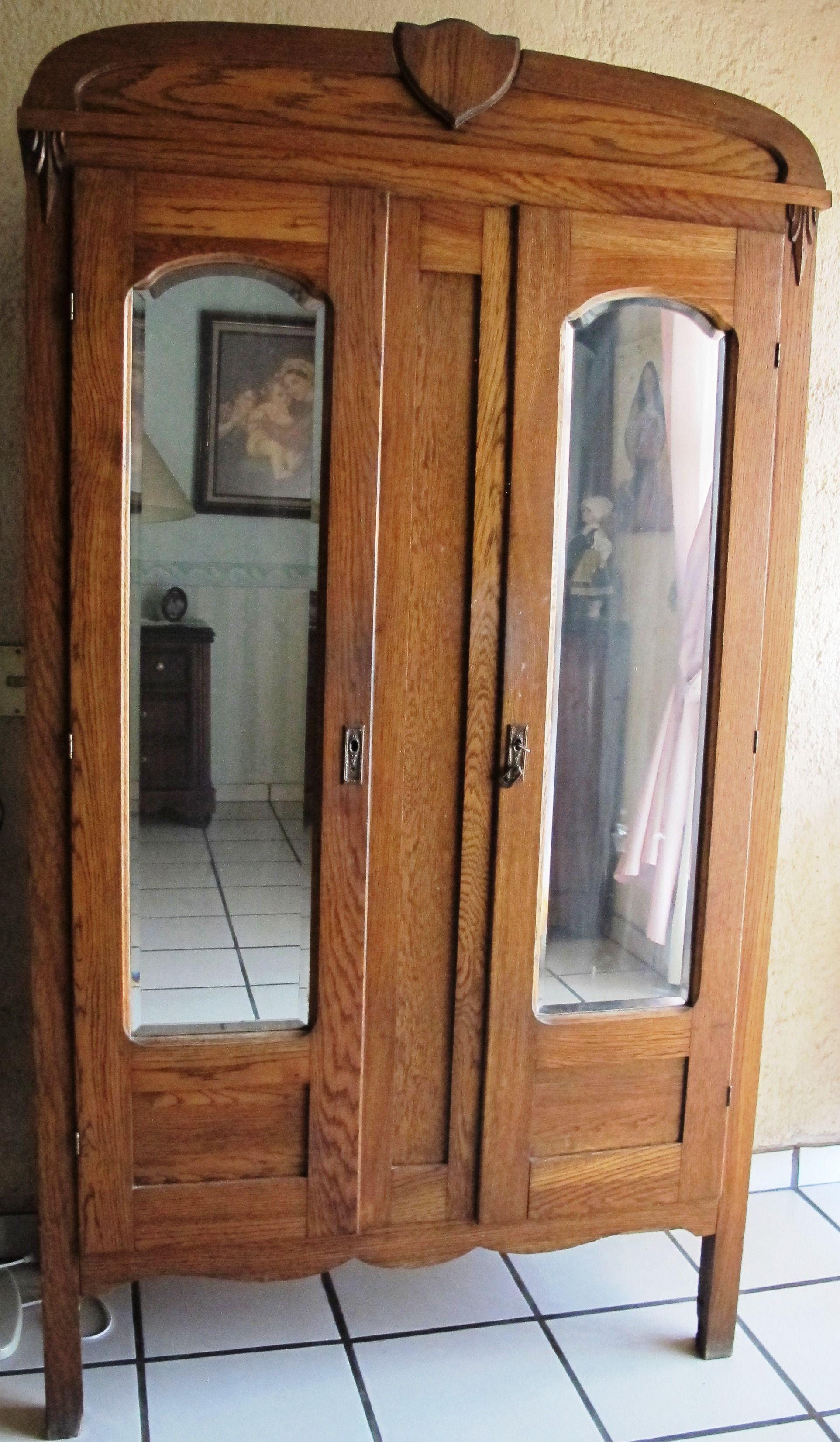 Ropero antiguo 15000 remodelaci n closet - Cajones de madera antiguos ...