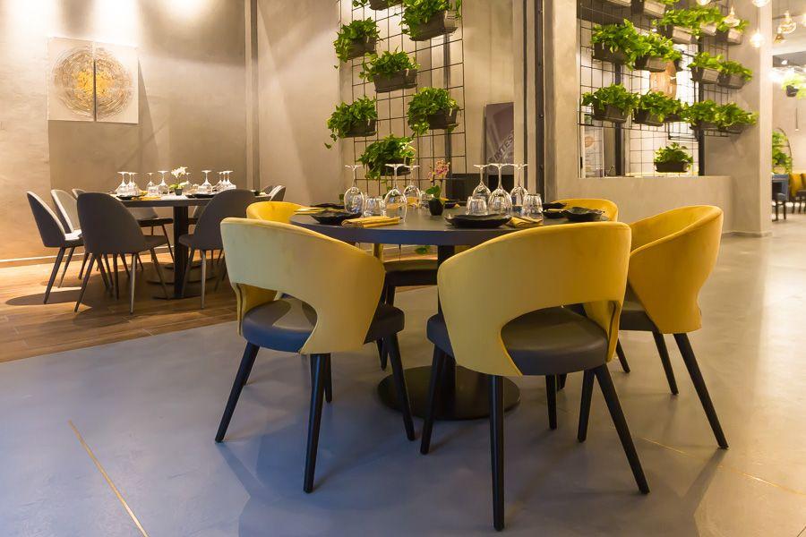 Ristorante Fusion Domo Sushi A Roma Design Architettura